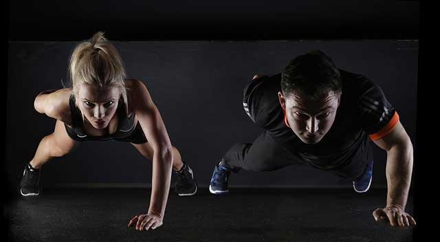 entrenamiento en casa sin pesas