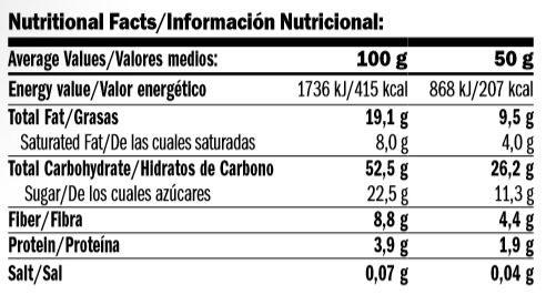 cornella-nutri-grain-bar-informacion-nutricional