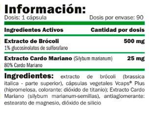 sulforaphane-90-caps-amix-greenday-informacion-nutricional