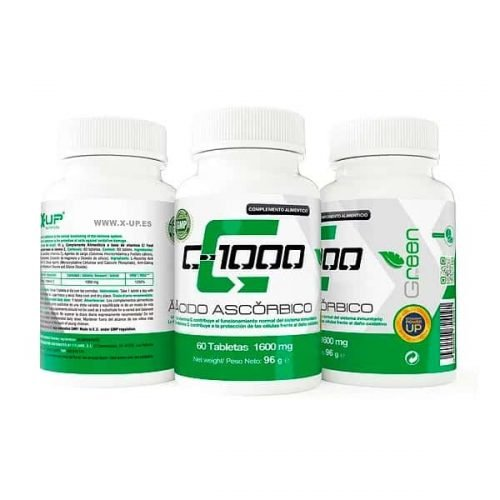 C 1000 X UP Green