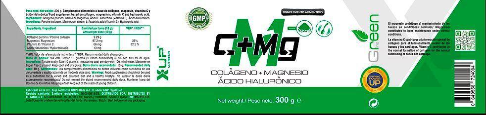 Colageno---magnesio---acido-hialuronico-300-gr-X-UP-Green-informacion-nutricional