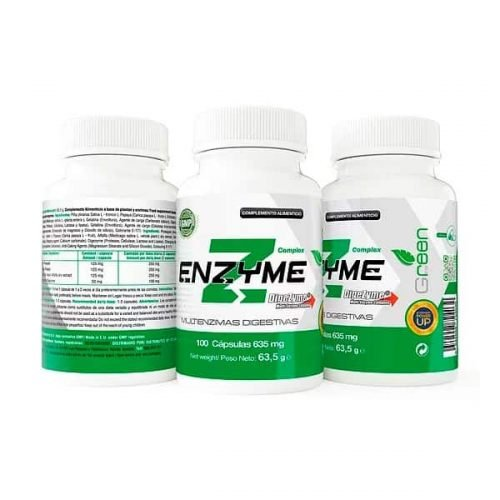 Multienzyme-Digezyme-100-Caps-X-Up-Green