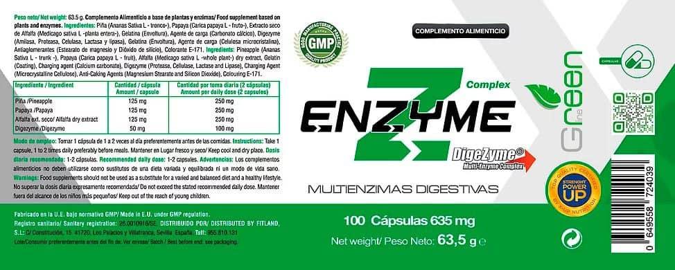 Multienzyme-Digezyme-100-Caps-X-Up-Green-informacion-nutricional