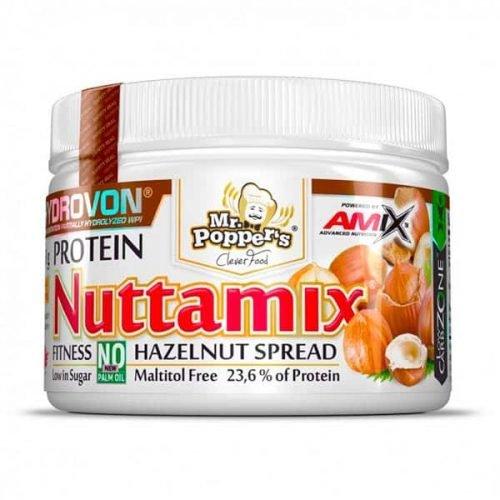 Nuttamix amix creama de avellanas