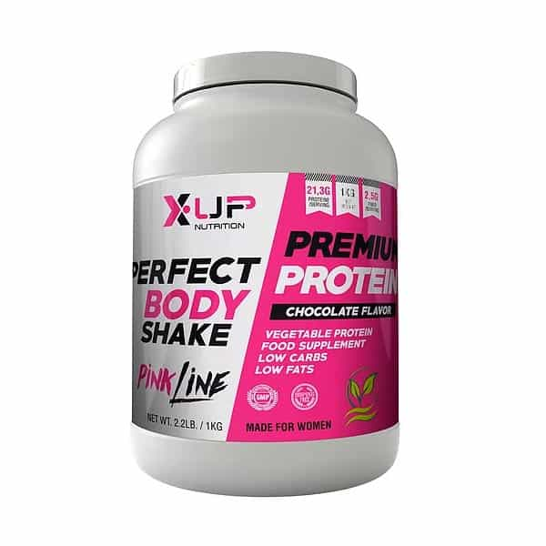 Protein-Fat-loss-Pink-Line