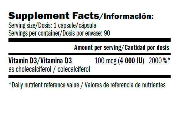 vitamin-d-4000-iu-informacion-nutricional