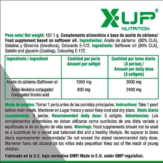 Cla-100-Perlas-X-UP-Green-informacion-nutricional