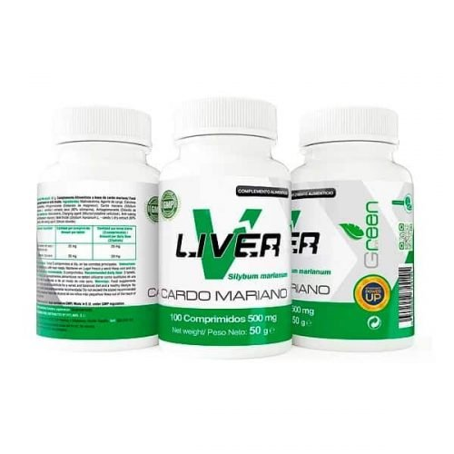 Liver-Cardo-Mariano-100-caps-X-UP-Green