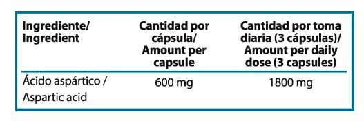 DAA-Acido-Aspartico-100-Caps-X-UP-Premium-informacion-nutricional