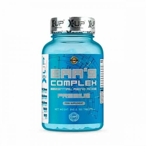 EAA's-Complex-aminoácidos-esenciales-premium-150-tabs-X-UP