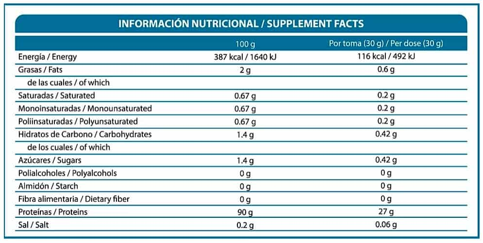 Iso-Protein-Premium-X-UP-informacion-nutricional