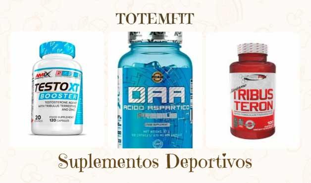 aumentar testosterona suplementos