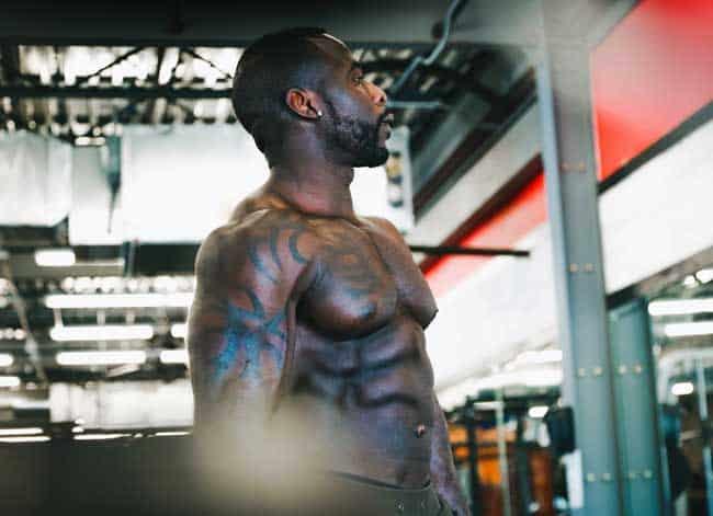rutina fullbody en definicion muscular
