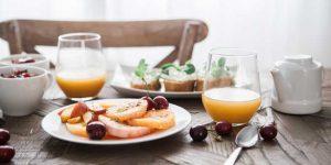 desayunos saludables con pocas calorías