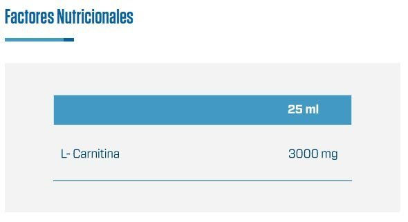 l-carnitine-3000-quamtrax-informacion-nutricional