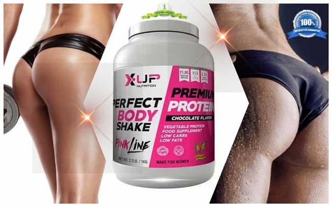 proteína para mujeres aumentar glúteos