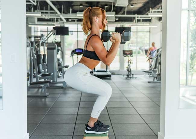 proteína para mujeres glúteos