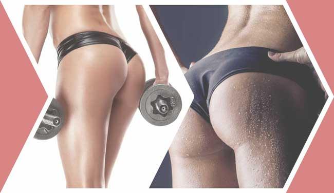proteínas para mujeres glúteos