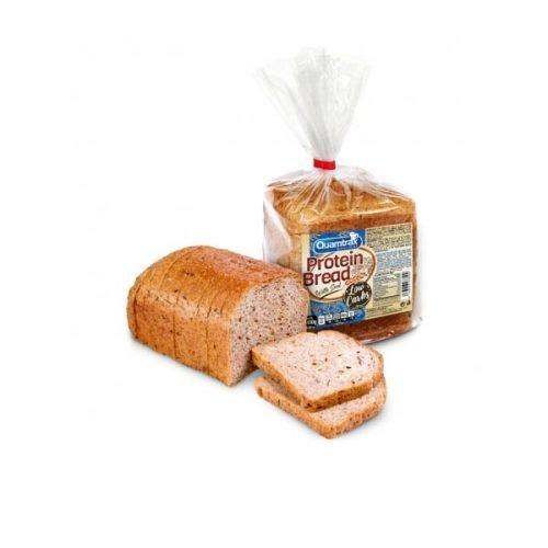 protein bread pan proteico con semillas