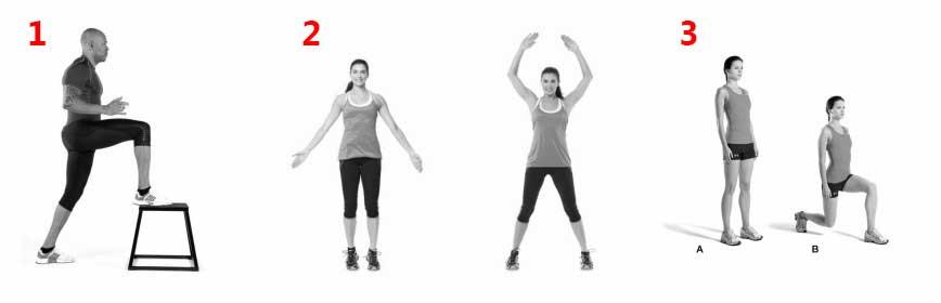 ejercicios para bajar de peso en 2 meses