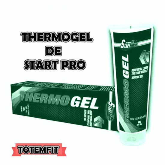 thermogel de Start Pro