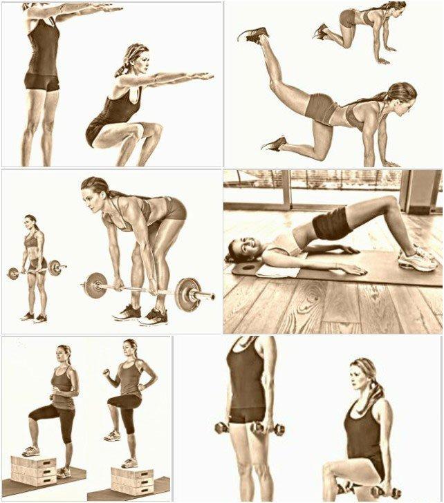 aumentar gluteos y caderas en poco tiempo
