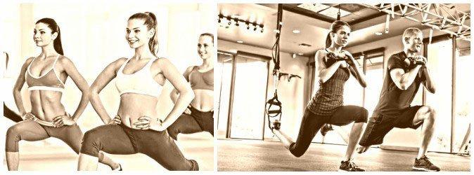 ejercicios de gym para aumentar gluteos