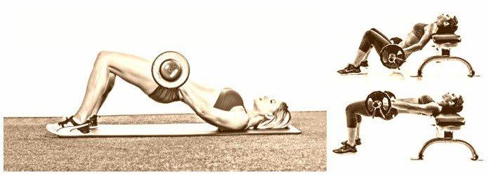 ejercicios para agrandar gluteos