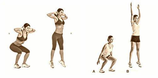 ejercicios para agrandar las nalgas