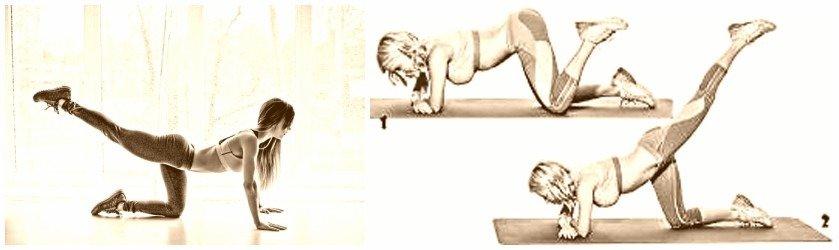 ejercicios para aumentar masa muscular en los gluteos