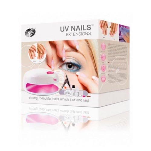 Kit de Manicura Rio UVLP5 COM caja