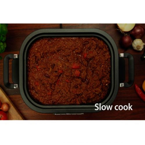 crockpot olla digital multicook 56l coccion lenta