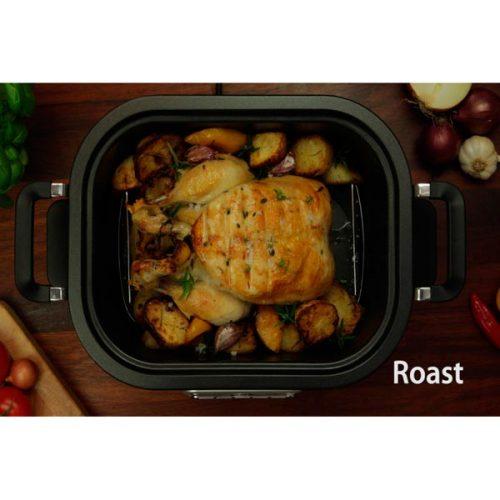 crockpot olla digital multicook 56l pollo