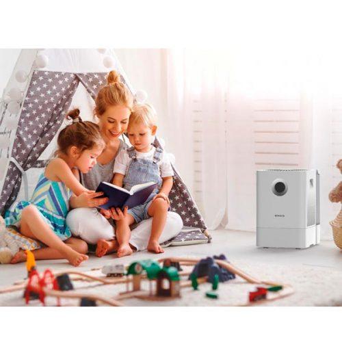 humidificador lavadora de aire boneco w300 familia