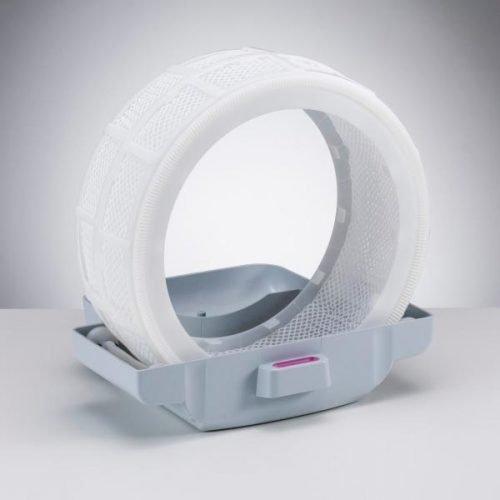 humidificador purificador hibrido boneco h680 filtro
