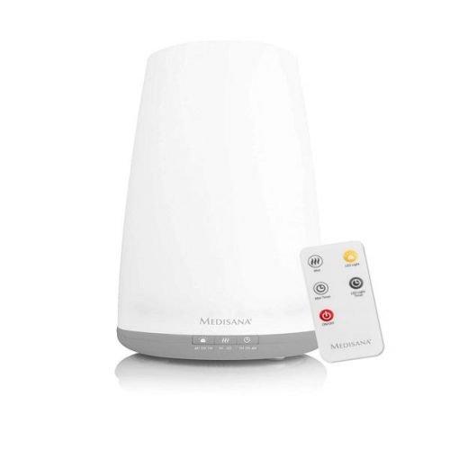 humidificador-ultrasonico-medisana-ah-670-con-luz-bienestar-deposito-esencias-y-mando
