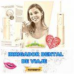 irrigador dental de viaje