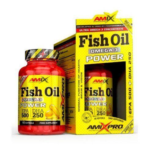 fish oil omega 3 power amix pro