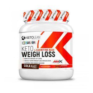 Keto Weight Loss 240 gr