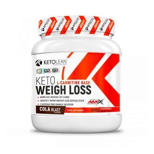 keto weight loss 240 gr amix ketolean