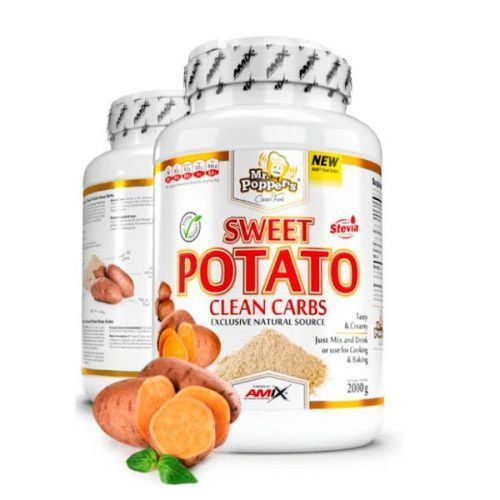 sweet potato clean carbs