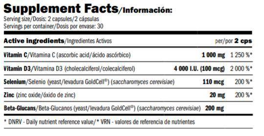 Vitamin C 1000 Immuno Forte