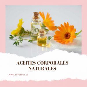 aceites corporales naturales