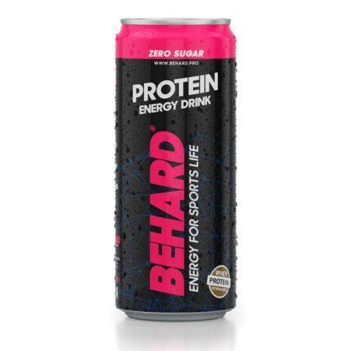 Behard-protein-energy-drink